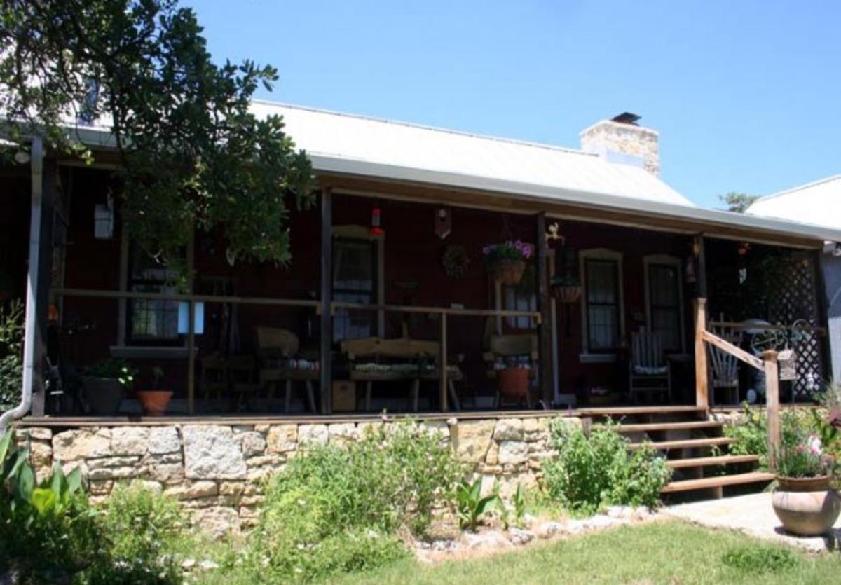 Rooster Springs 1