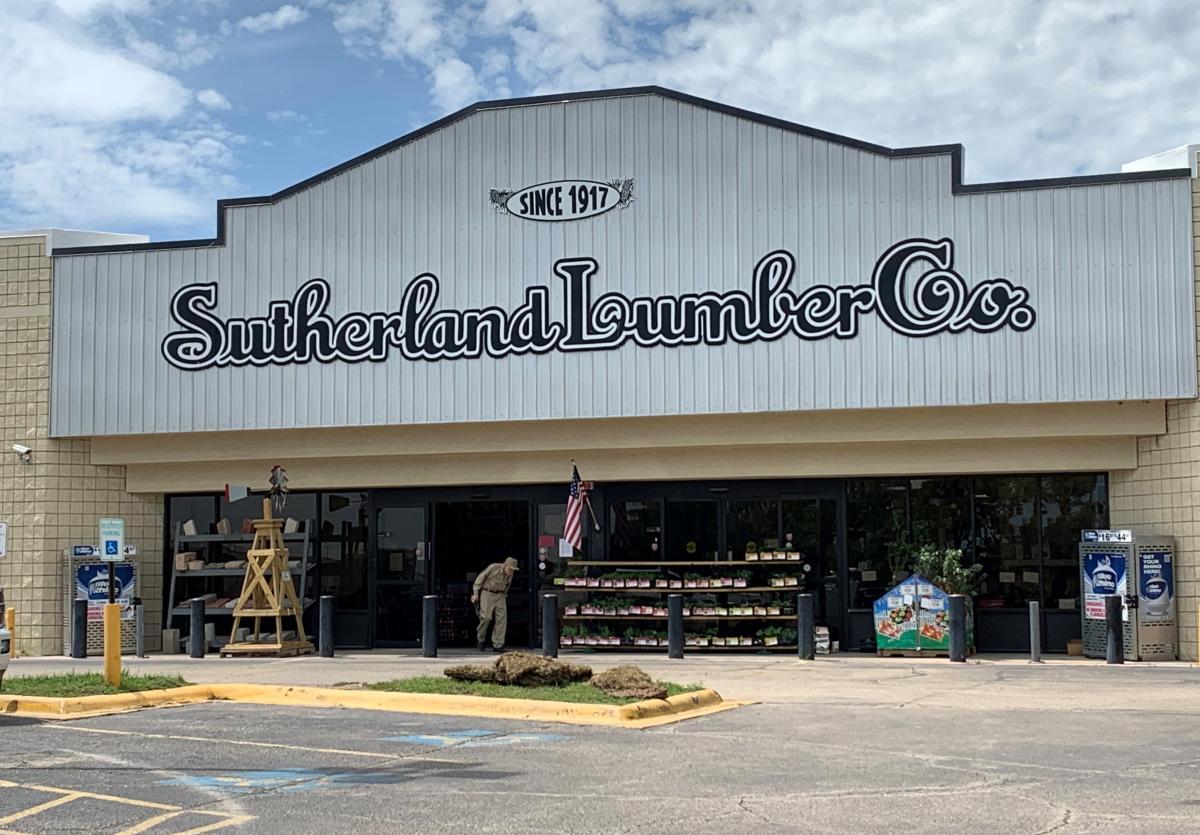 Sutherland Lumber Co.