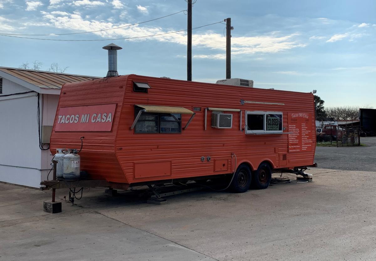Tacos Mi Casa Food Truck