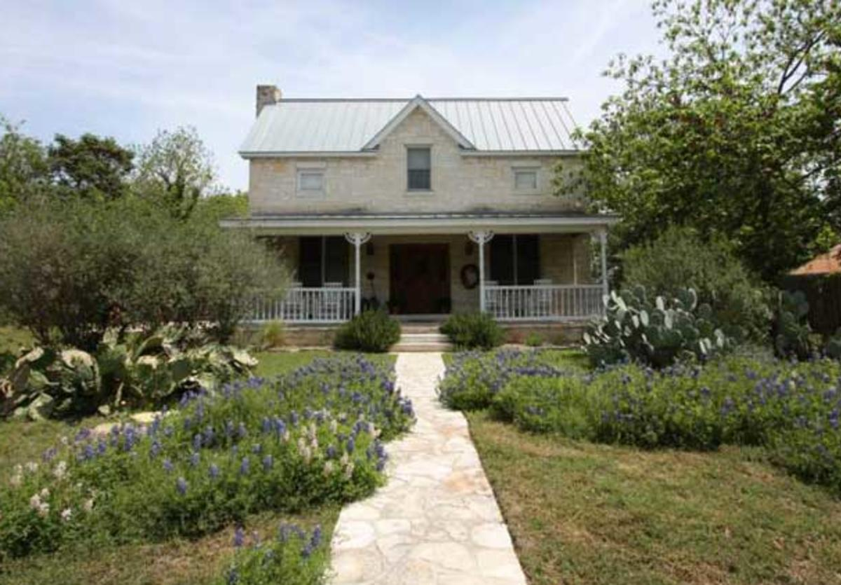 Texana Guesthouse 1