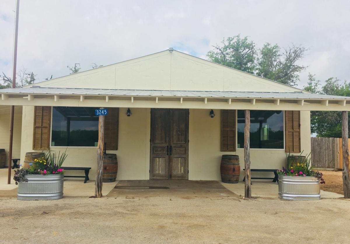 Texas Heritage Vineyard