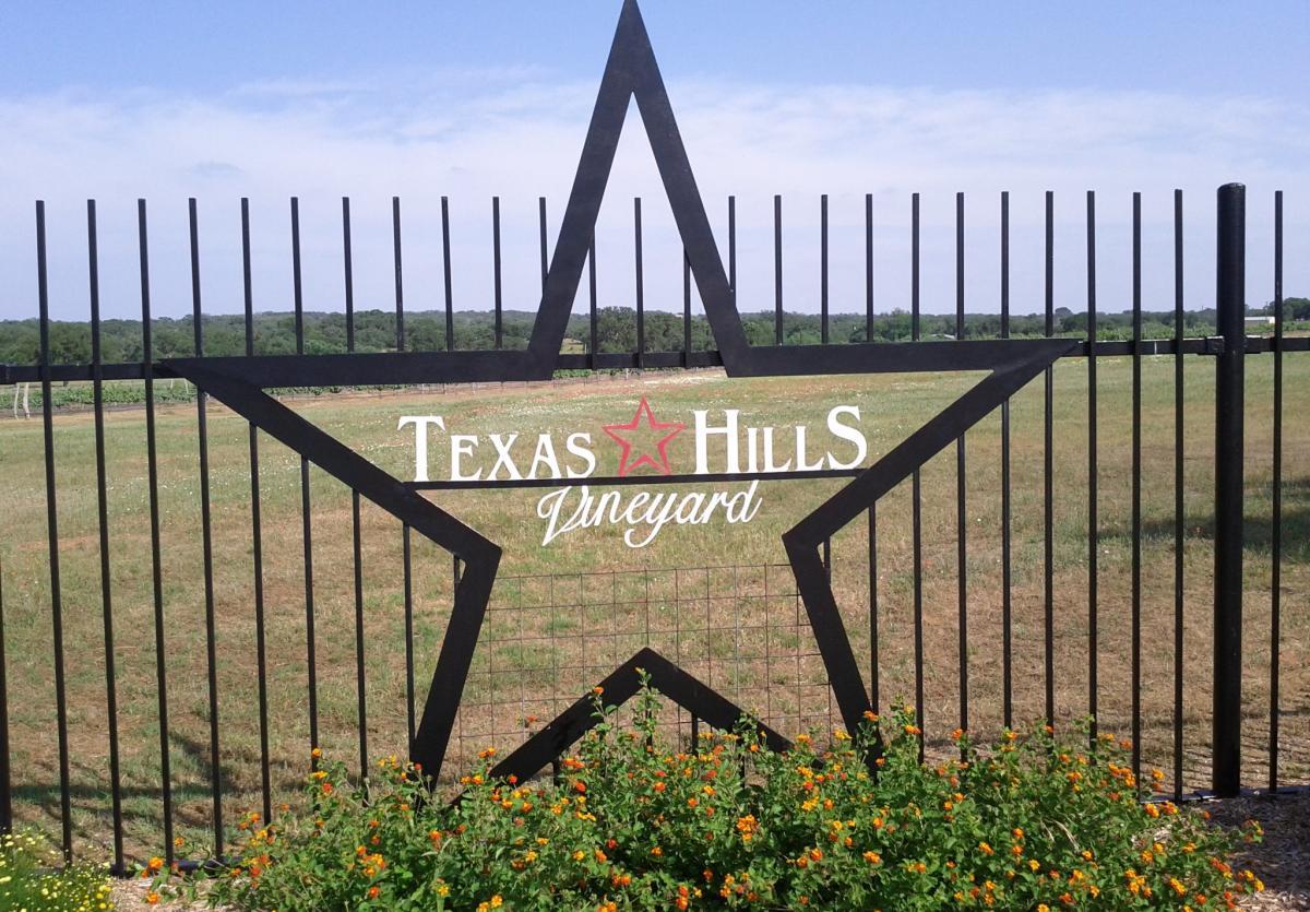 Texas Hills Vineyard