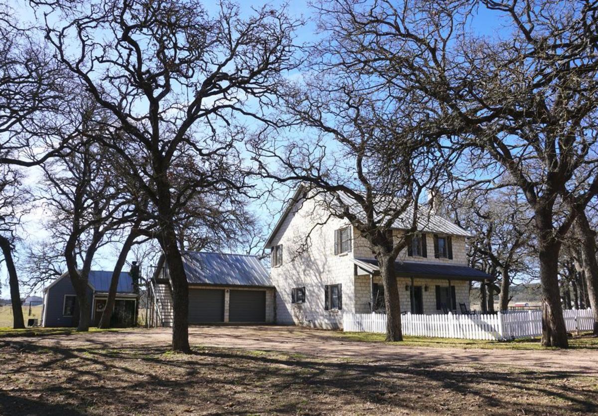 The Fredericksburg Manor