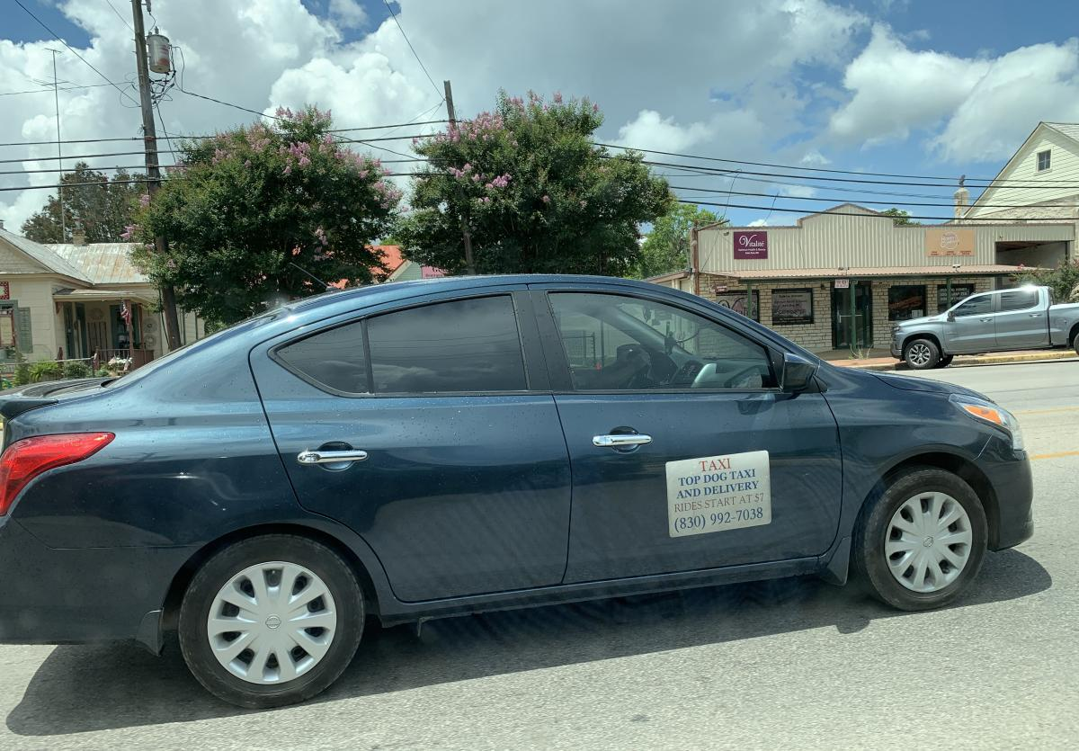 Photo of top Dog Taxi