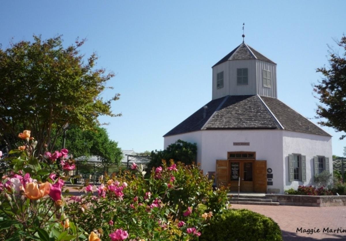 Vereins Kirche Museum 1