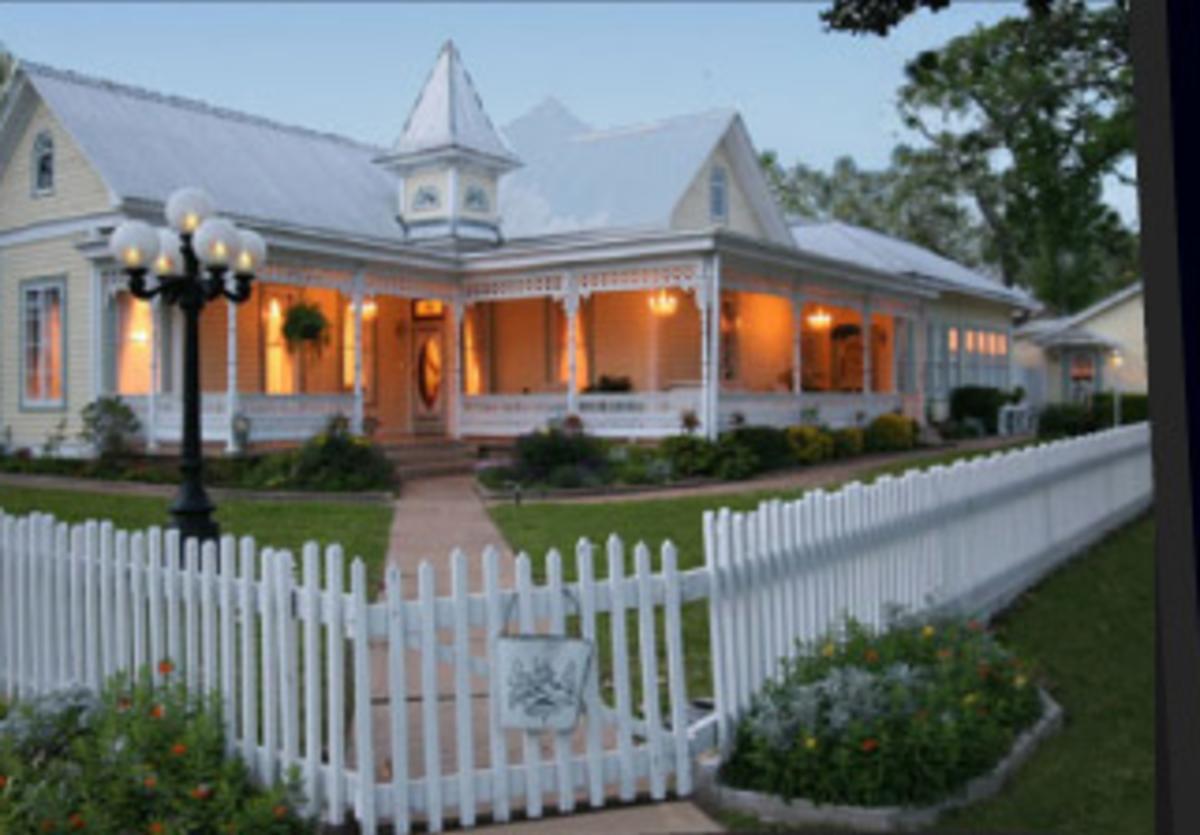 Victorian Mansion 1