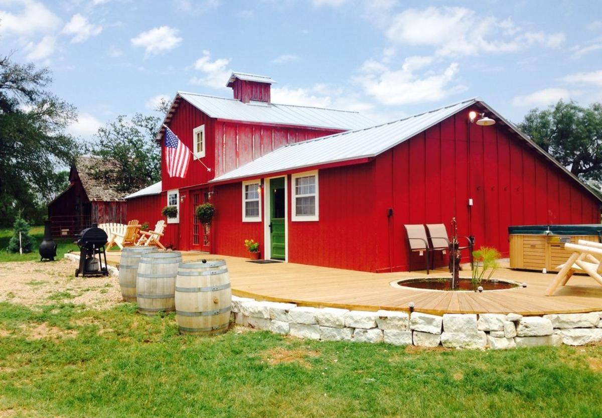 Wild Ram Barn New