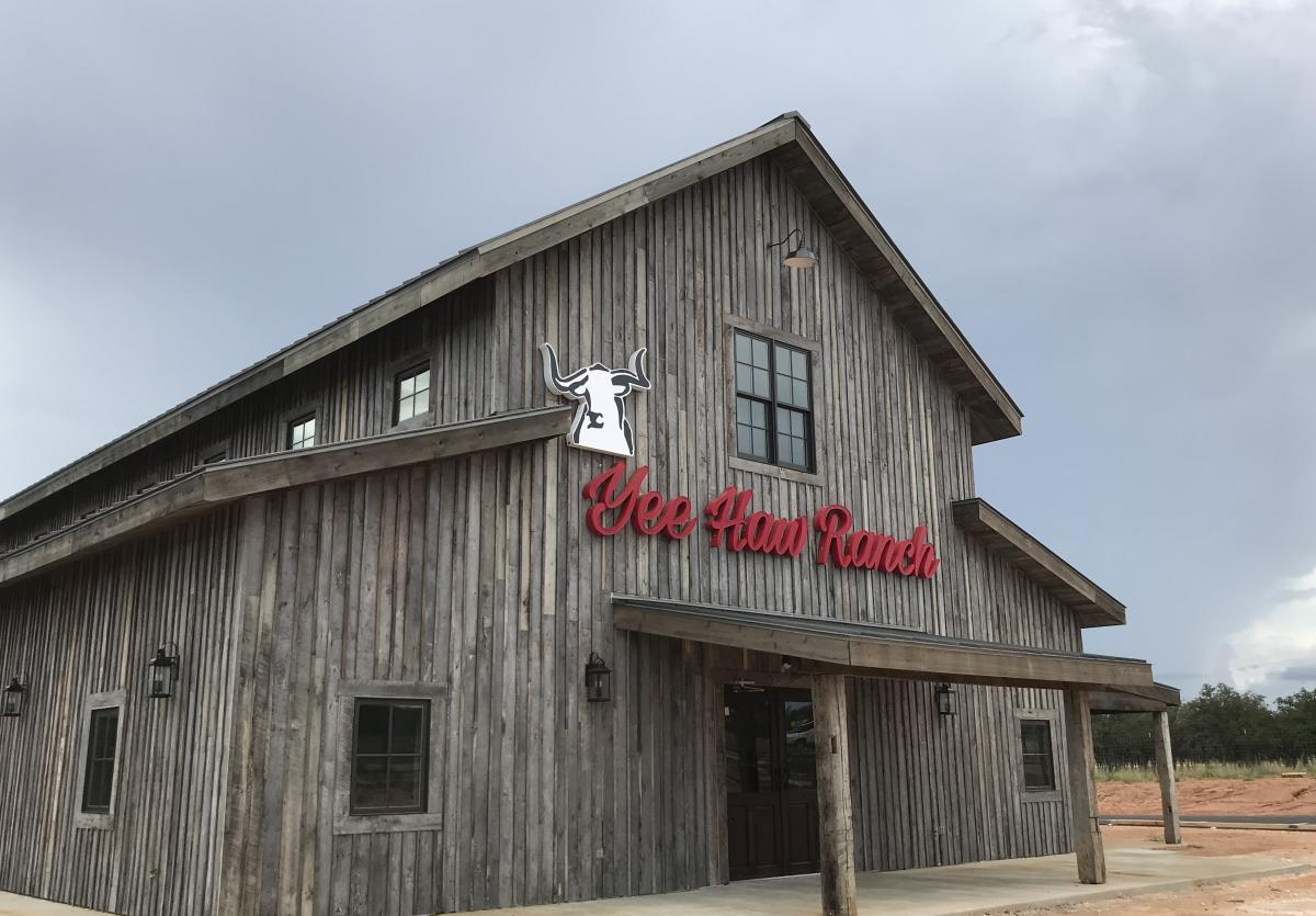 Yee Haw Ranch Outfitters