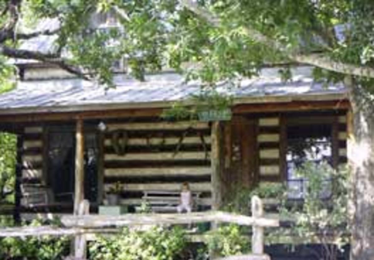 das eck cabin 1