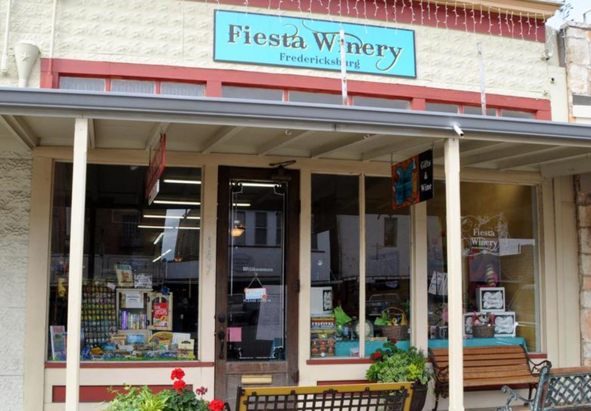 fiesta winery-main street view closeup