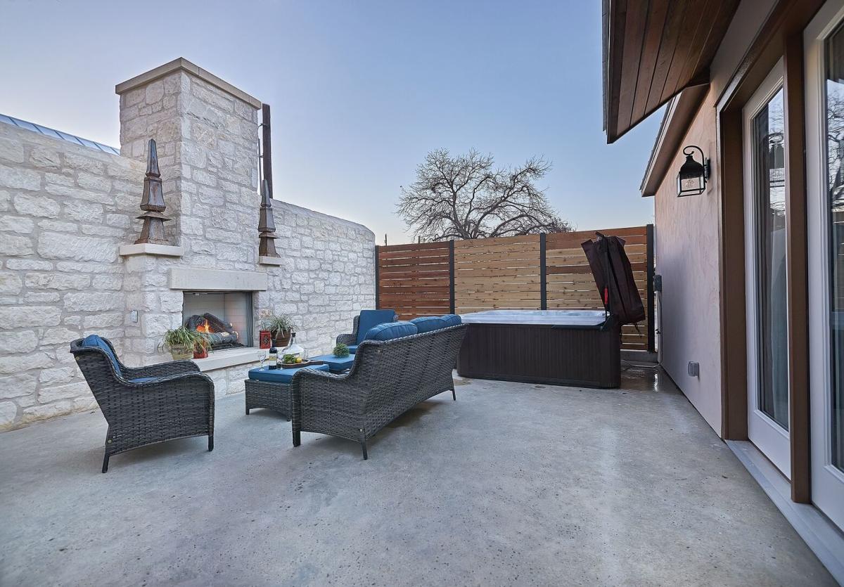 In Town Villas on Austin