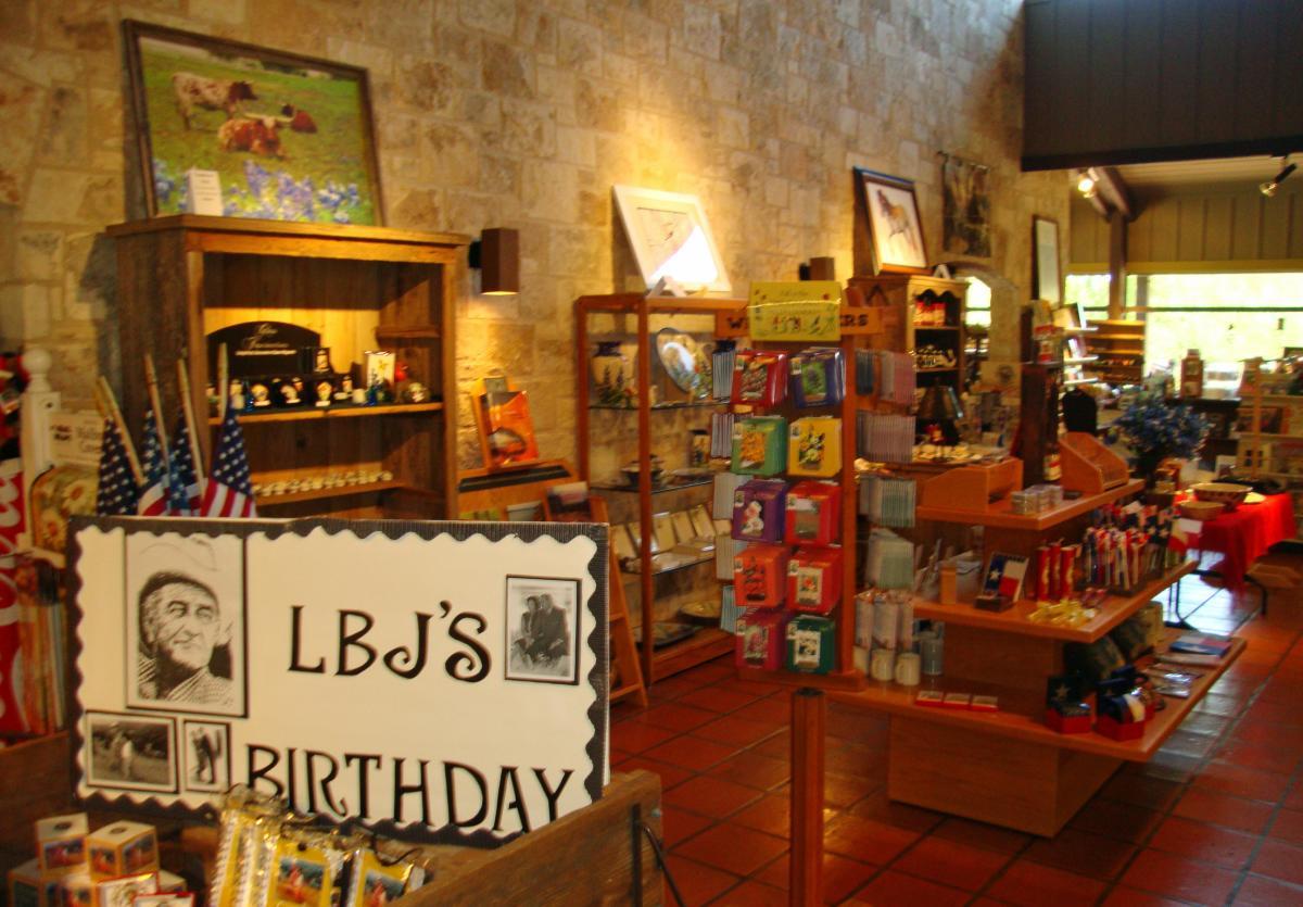 lbj bookstore