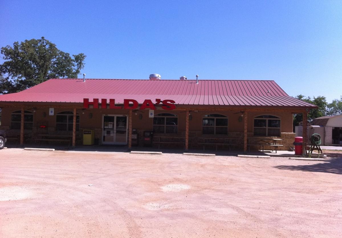 Hilda's Tortilla Factory, front exterior