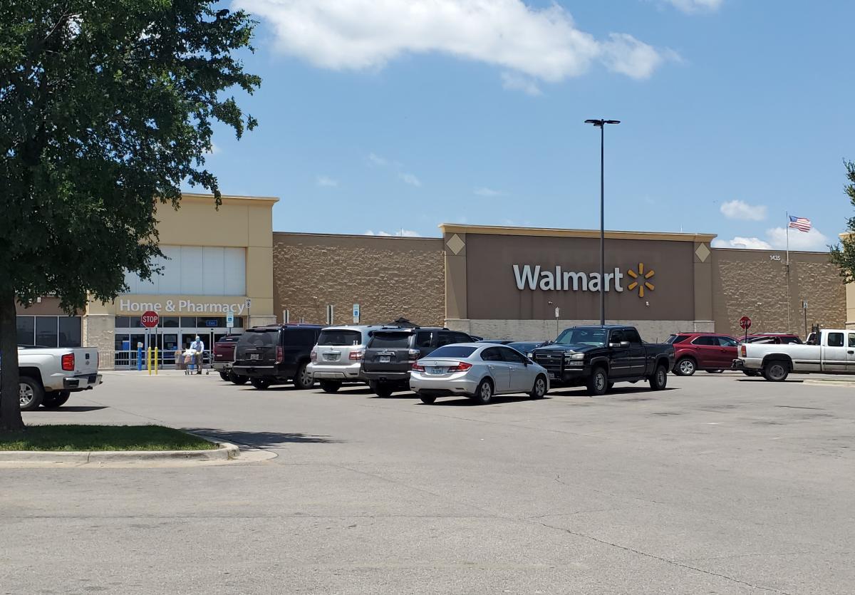 Walmart photo updated