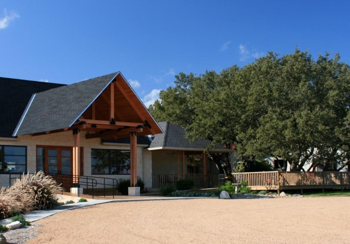 Pedernales Cellars Estate Tasting Room