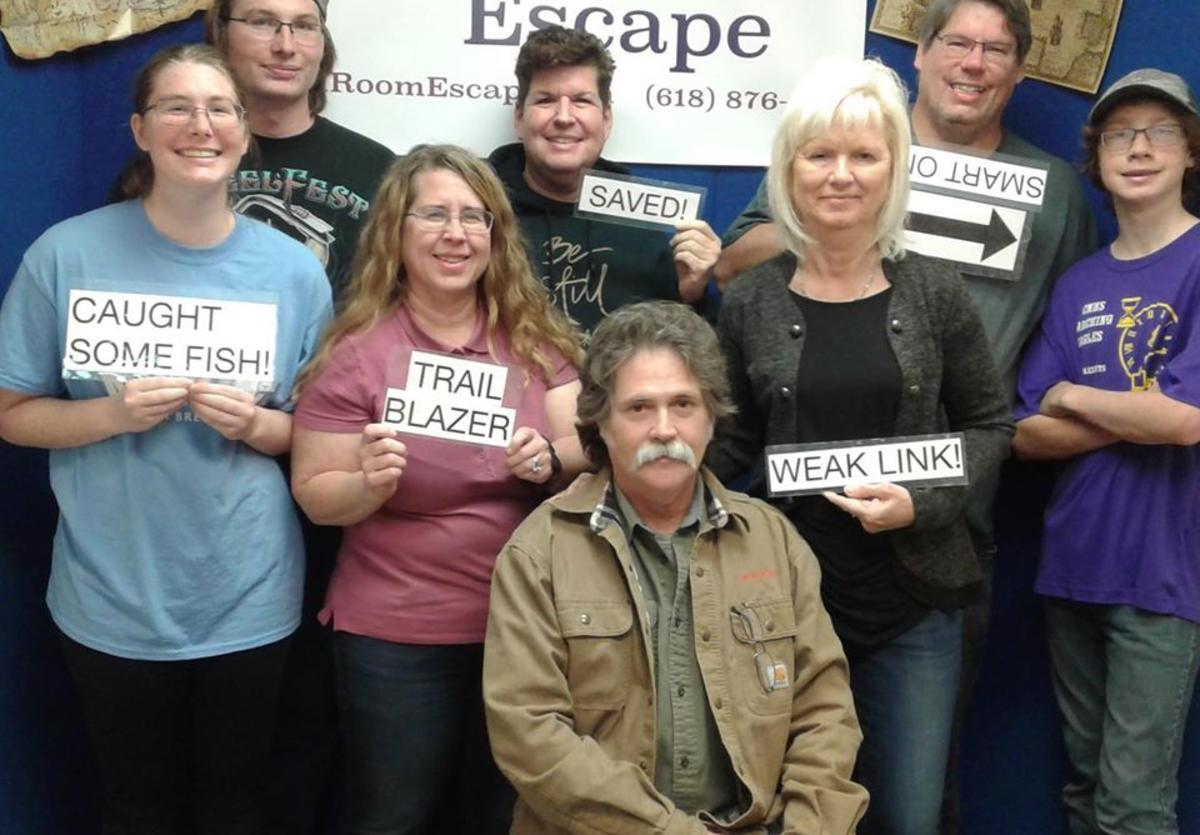 Alton Escape Room