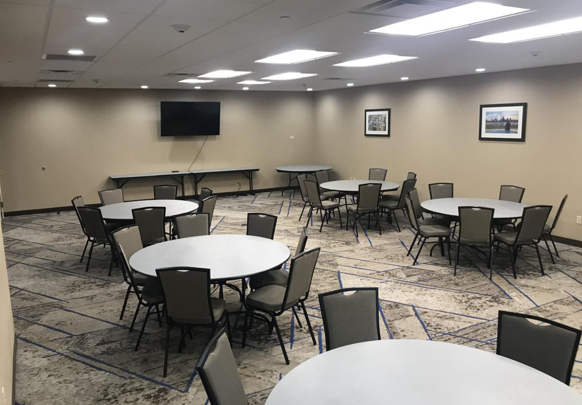 Comfort Inn meeting room