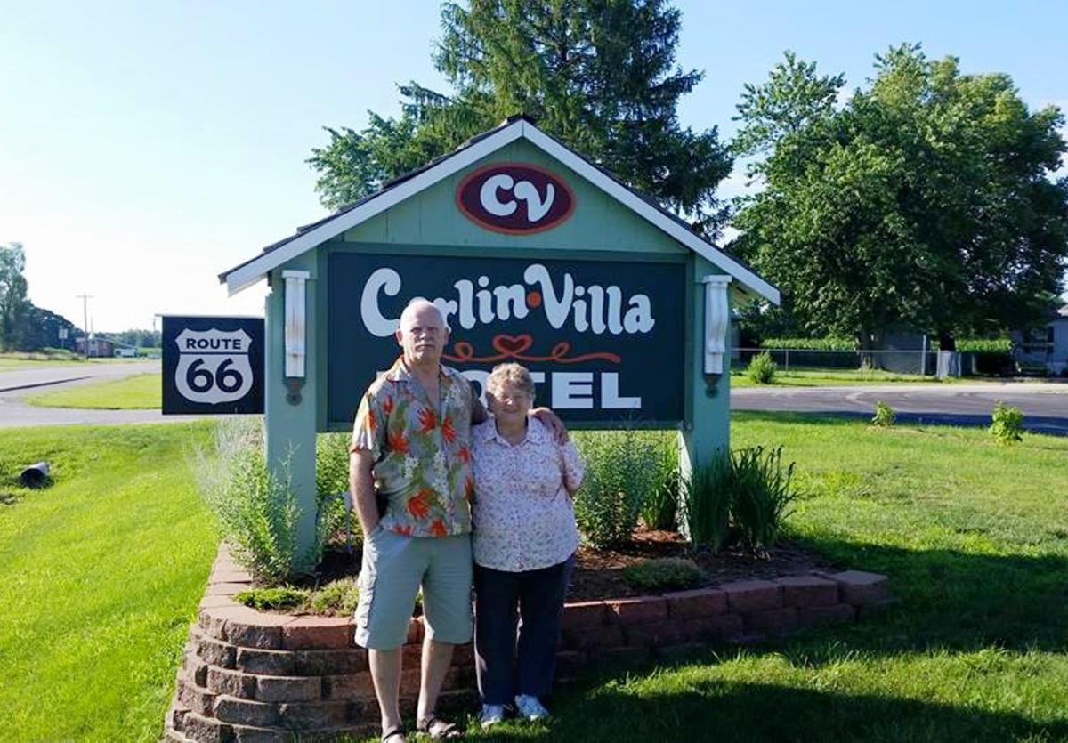Carlinavilla motel