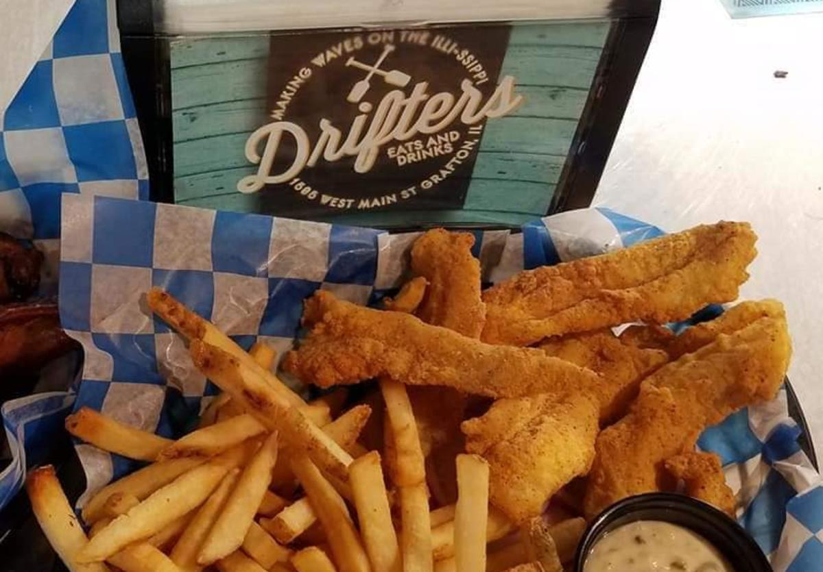 Drifters eats and drinks