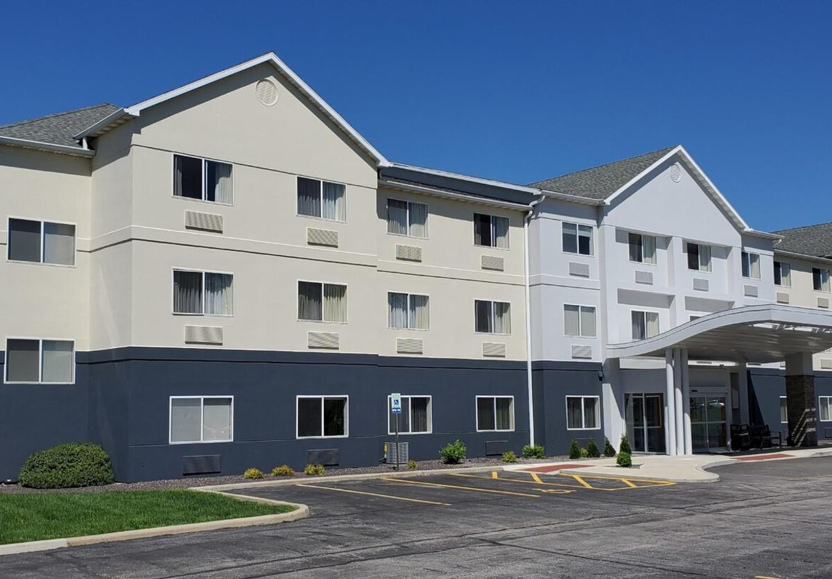 Fairfield Inn Collinsville exterior