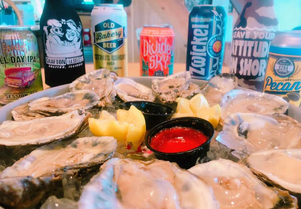 Grafton Oyster Bar