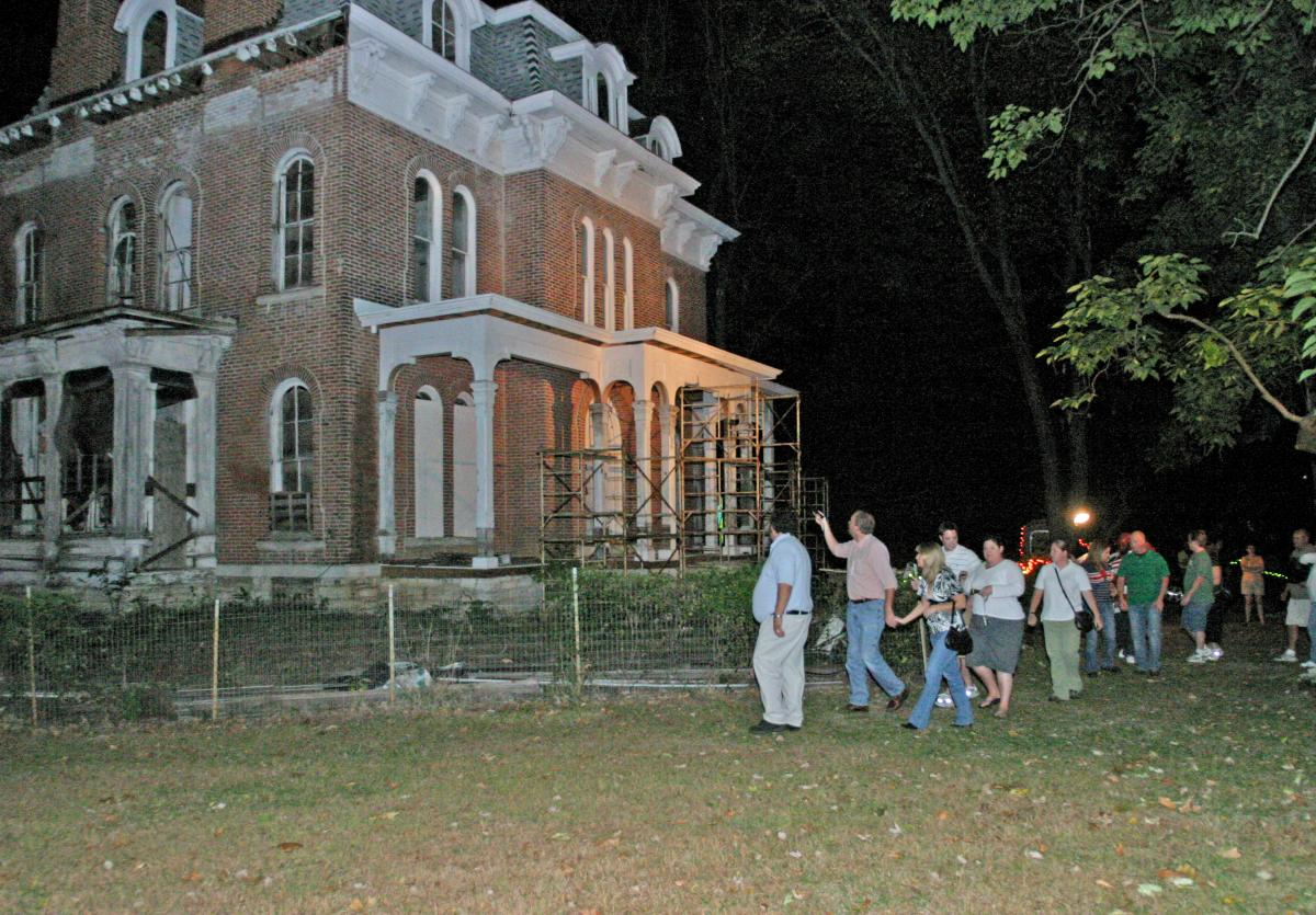 Alton Haunted Odyssey Tours