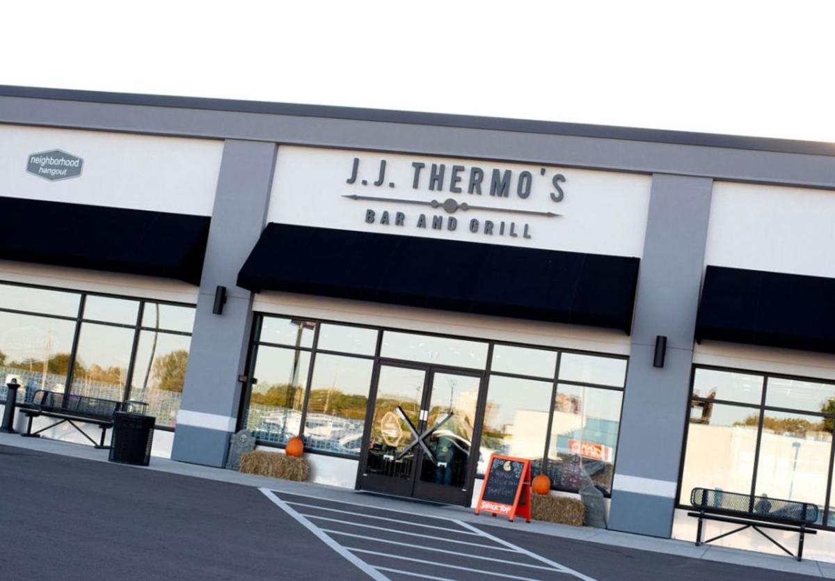 JJ Thermo's exterior