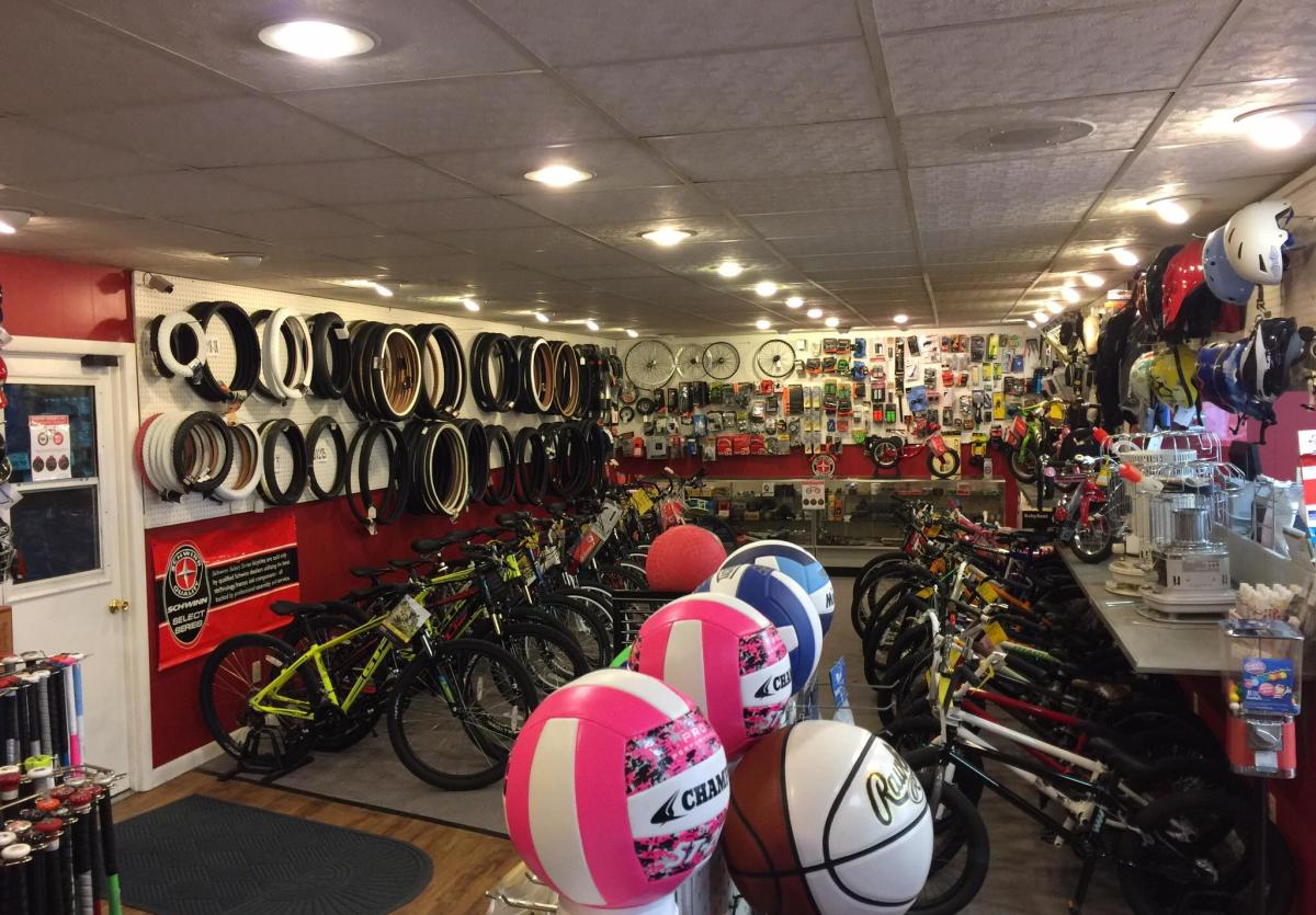 Medford Bicycle & sporting goods
