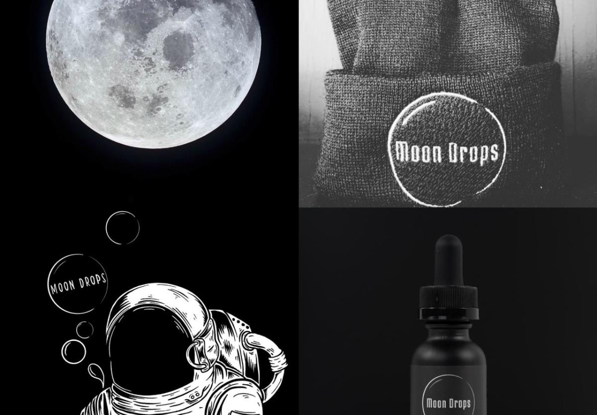 Moon Drops + Wellness