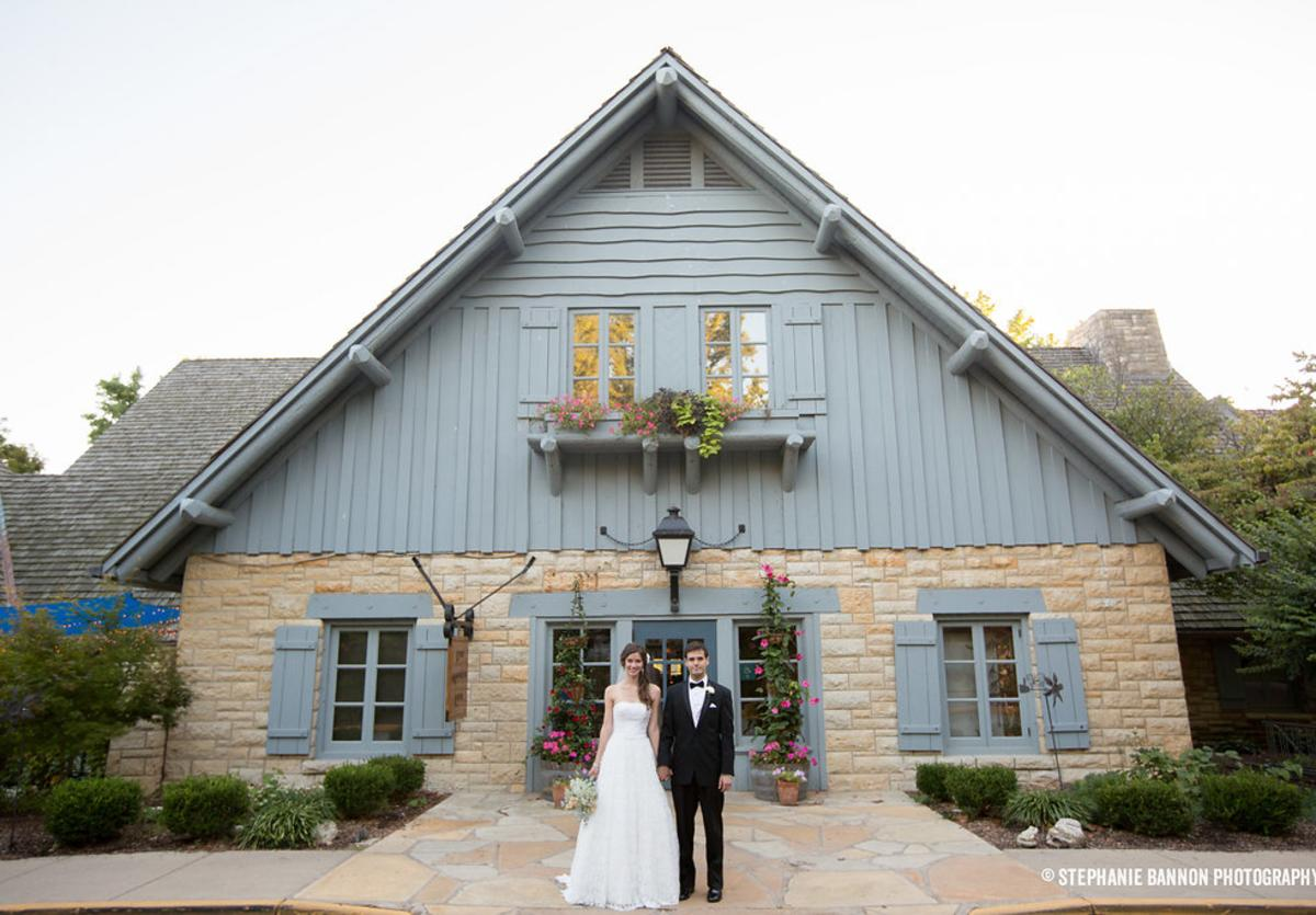 Pere Marquette Lodge wedding