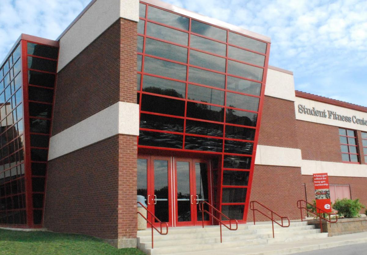 SIUE Student Fitness Center