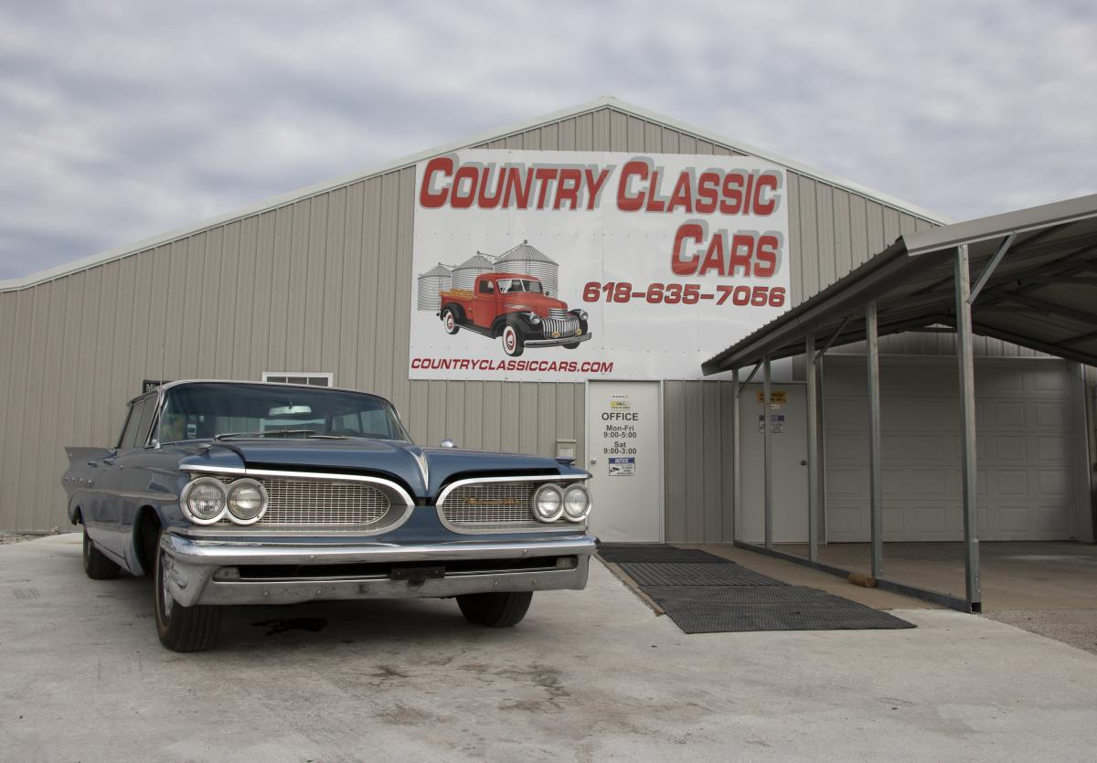 Country Classic Cars