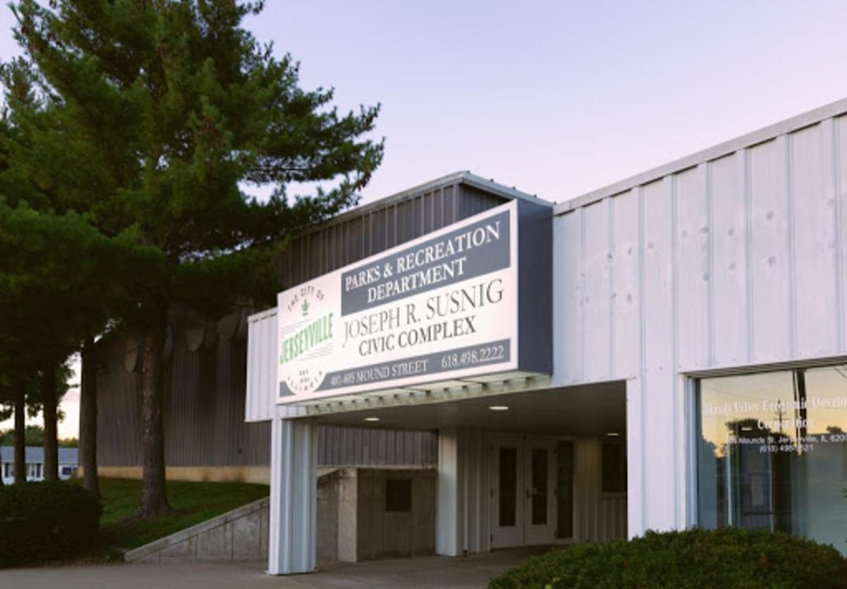 Susnig Center in Jerseyville, Illinois