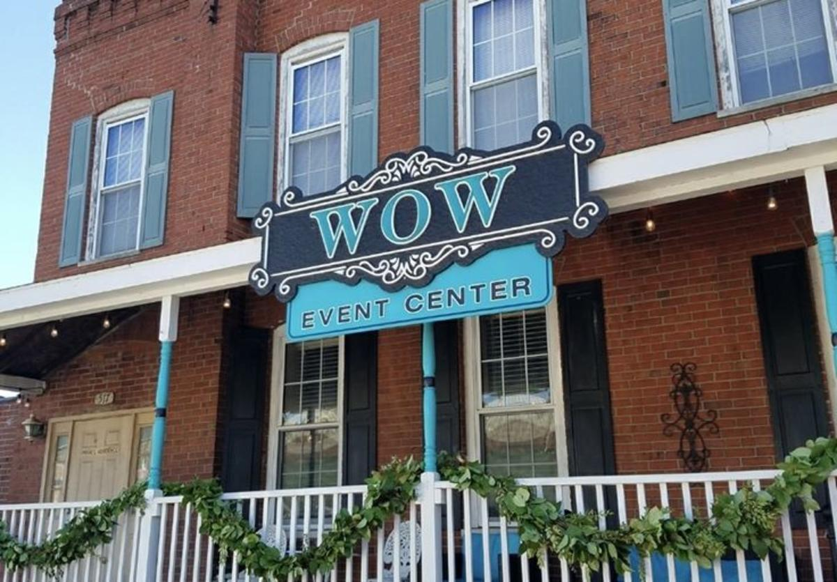 WOW Events exterior