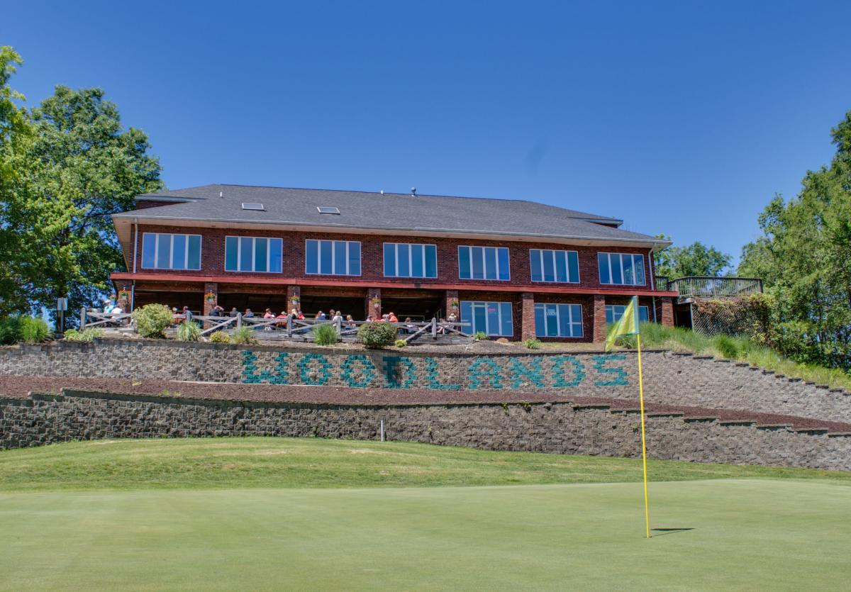 Woodlands clubhouse