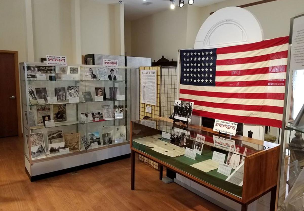 Collinsville Historical Society Museum