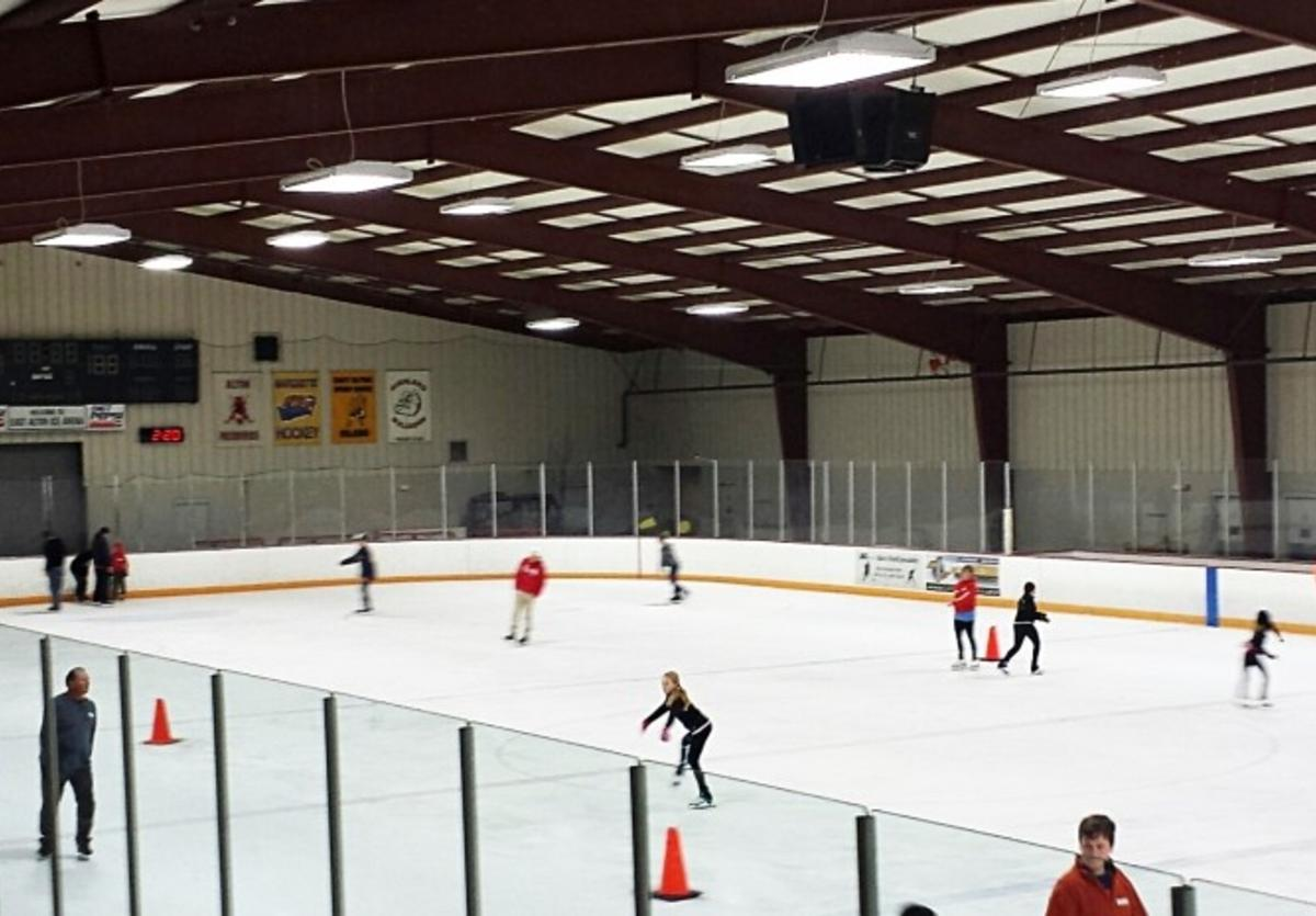 East Alton Ice Arena