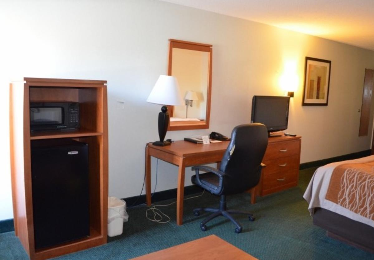 Comfort Inn King Room