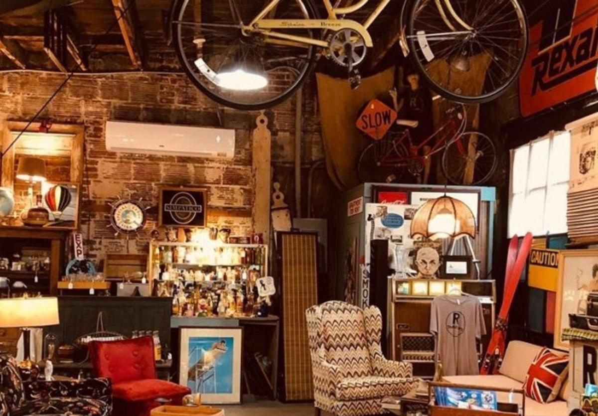 The Refinery Vintage Goods