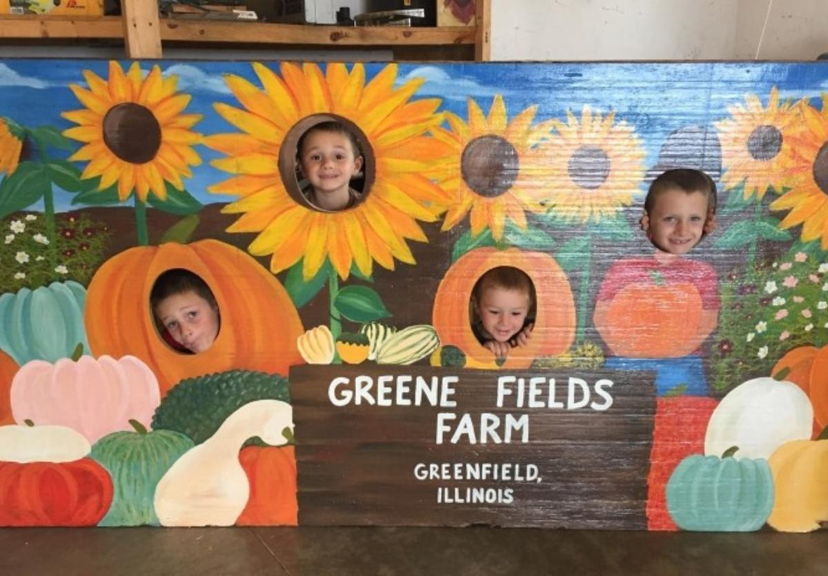 greene fields farm kids faces
