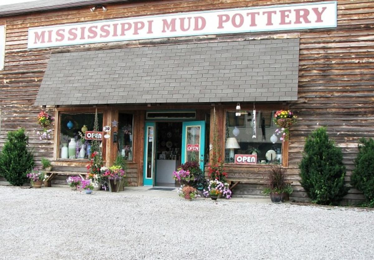 Mississippi Mud Pottery