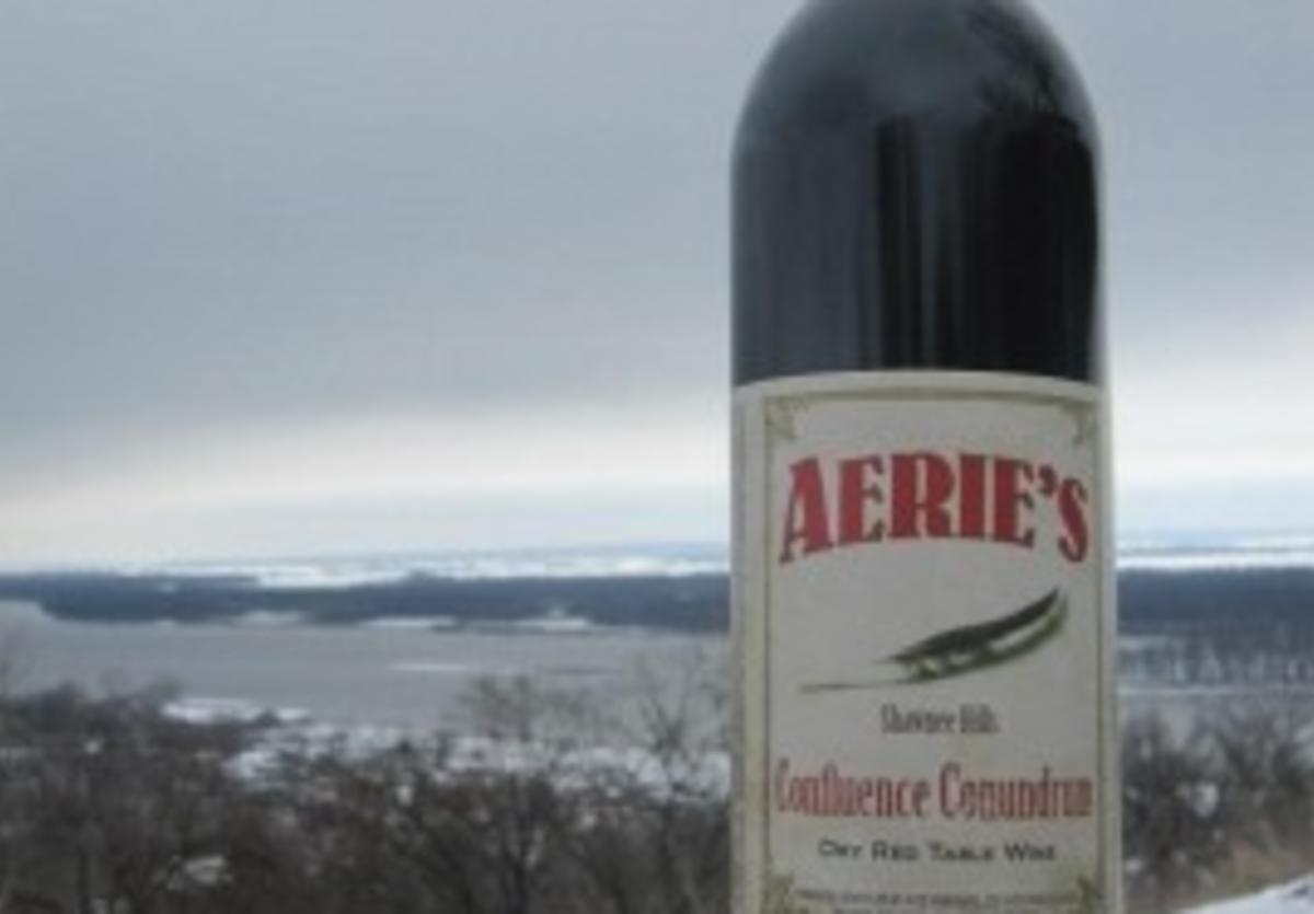 Aeries Riverview Winery