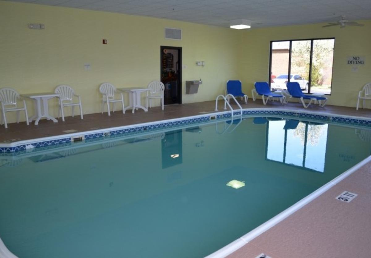 Comfort Inn Indoor Pool