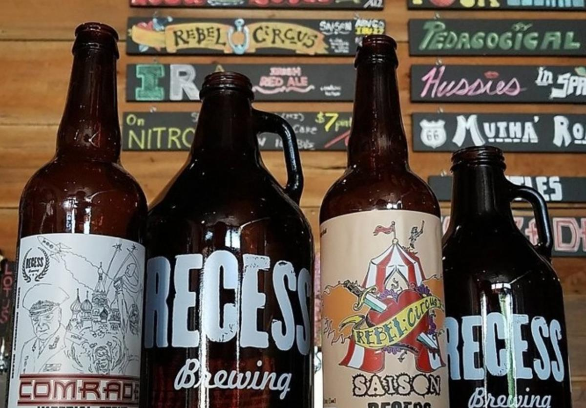 Recess Brewing
