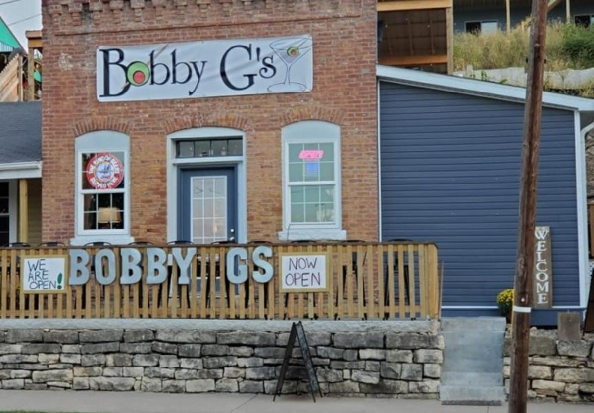 bobby G's front