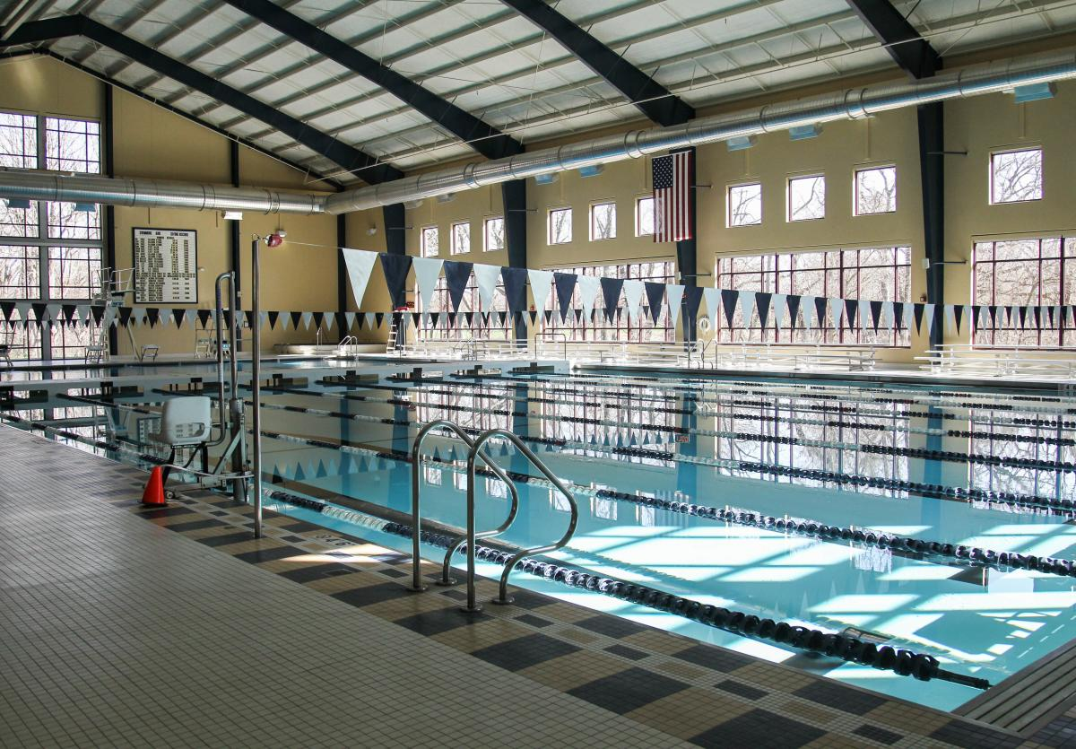 Natatorium at Principia college