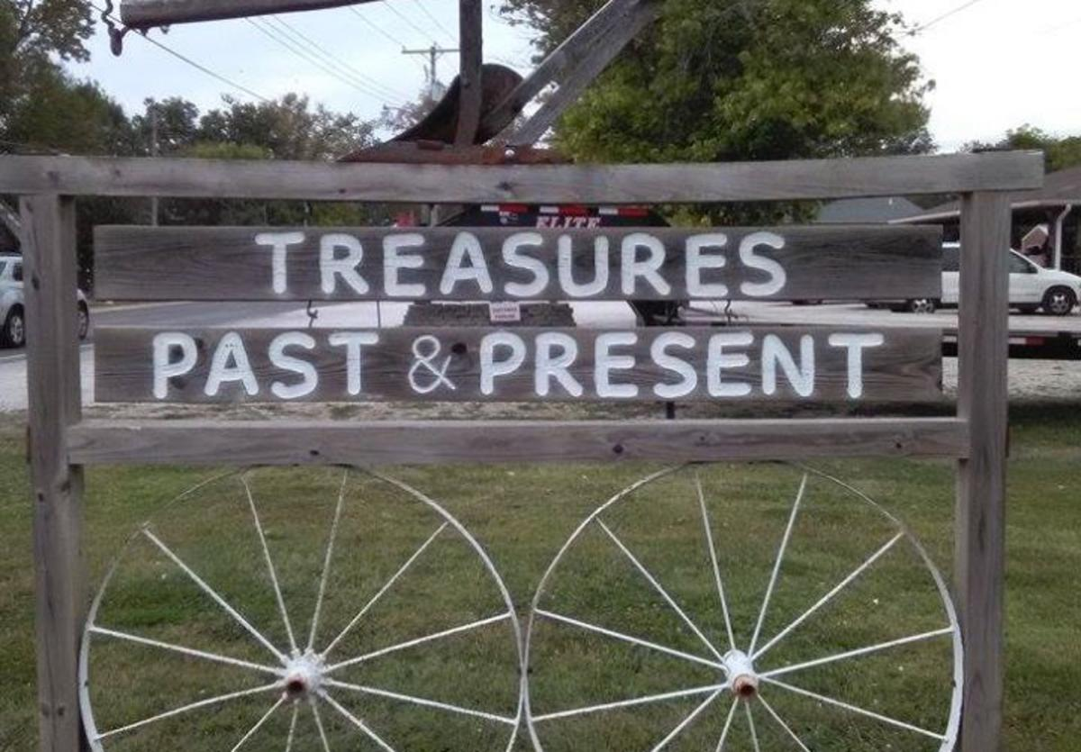 Treasures Past & Present Resale Shop