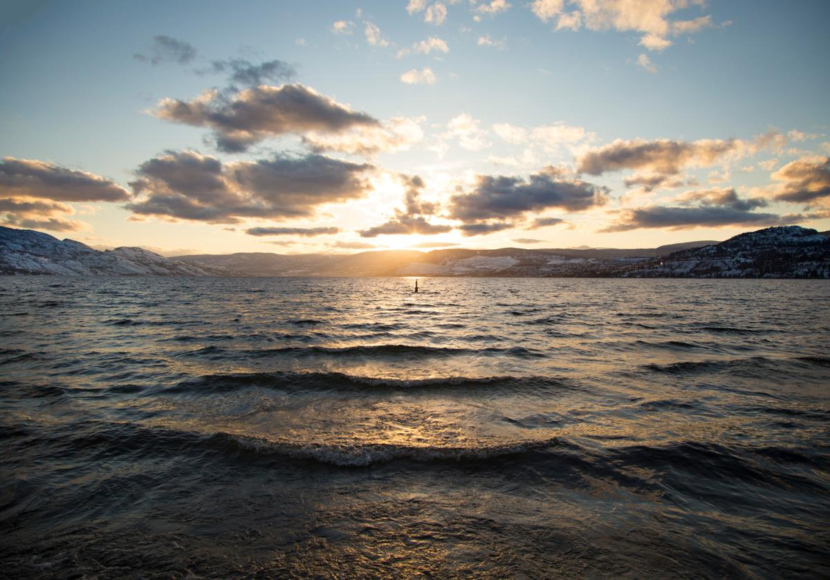 Hidden Beach Sunset