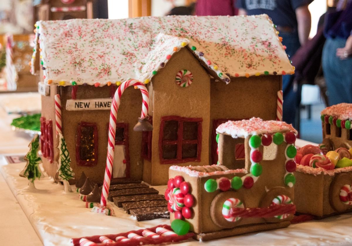 Festival of Gingerbread House