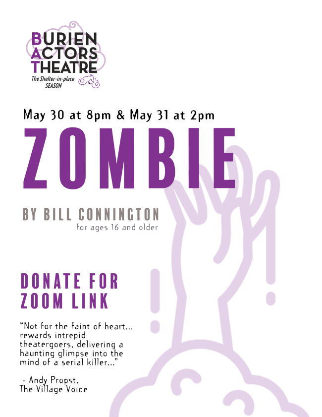 Zombie by Bill Connington